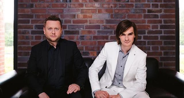 Wojciech Myrczek y Pawel Tomaszewski