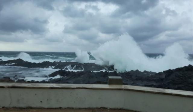 En Mallorca y en Menorca se ha activado el Plan Meteobal por fenómenos costeros