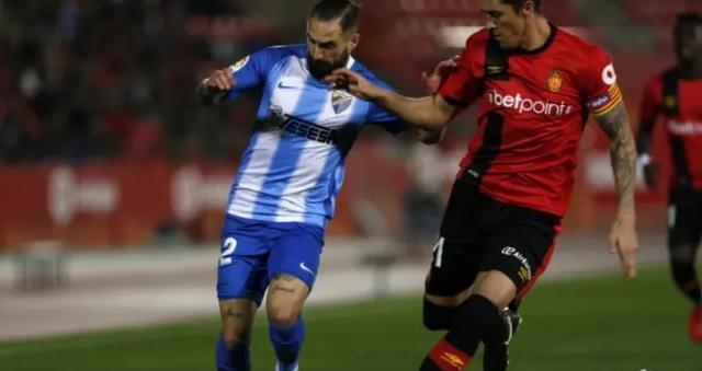 Real Mallorca-Málaga