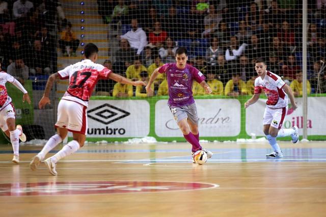 Palma Futsal contra ElPozo