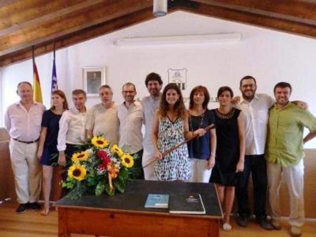 Maria Ramon, alcaldesa de Esporles