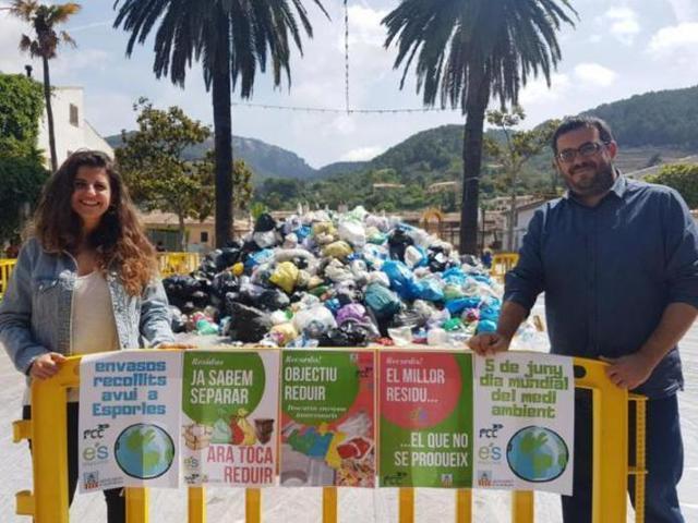 Esporles es un pueblo muy concienciado con el medio ambiente (Foto: Aj Esporles)