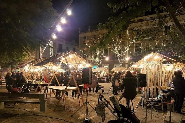 Porreres celebra el Mercadet de Nadal con una veintena de paradetas de productos artesanales