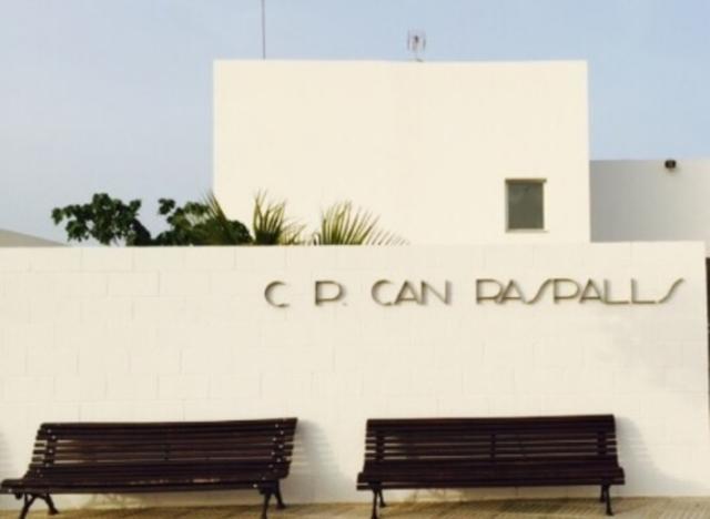 Can Raspall de Ibiza es de nuevo centro de graves polémicas con la enseñanza del castellano