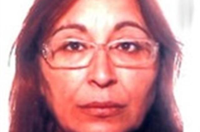 La desaparecida Francisca Mena Morales