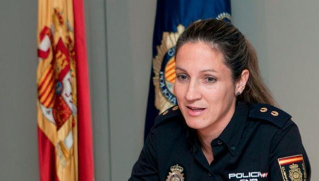La agente Janka Jurkiewicz, recientemente nombrada como responsable en Baleares de la UFAM, Unidad de Familia y Mujer