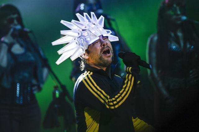 """El líder y cantante del grupo británico, Jason """"Jay"""" Kay (Foto: Europa Press)"""