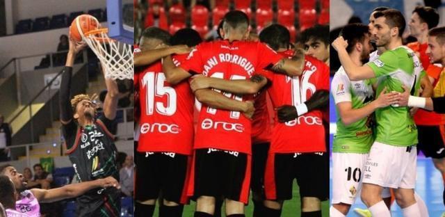 Palma Futsal y RCD Mallorca no volverán a competir hasta 2019