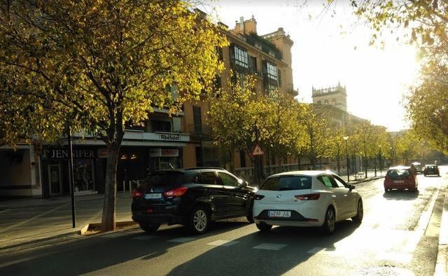 Tiempo invierno en Palma en navidades de 2'018-MallorcaConfidencial