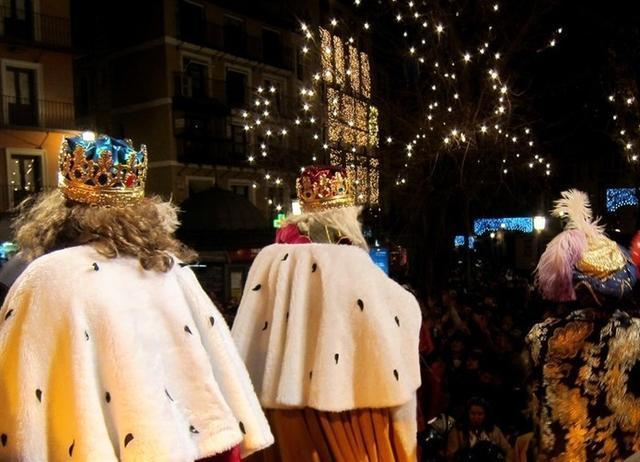 Gaspar, Melchor y Baltasar regresarán la noche del 5 de enero