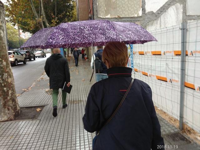 Sigue la inestabilidad y las precipitaciones (Foto: Archivo)