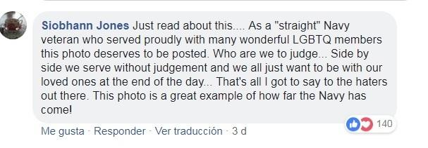 La pareja gay de Florida no se han inmutado con los mensajes de odio (Foto: Facebook)