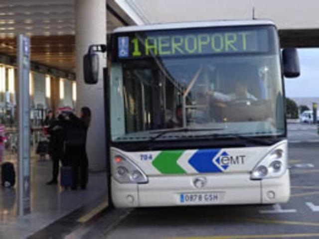 Los viajes al aeropuerto también son gratis para los menores de 16 años