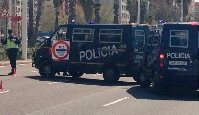 Policia Nacional control no des la alerta es por tu seguridad (1)