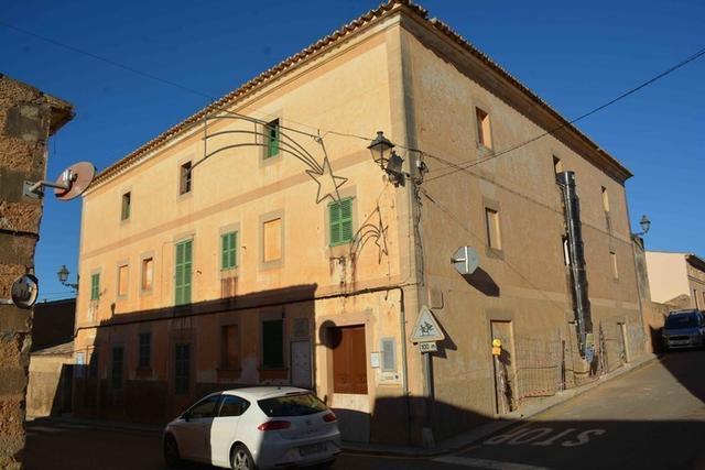 Ca ses Monges de s'Alqueria Blanca es un edificio catalogado y protegido (Foto: Ayto Santanyí)
