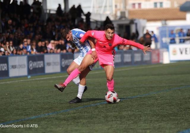 La falta de puntería evita la victoria del ATB ante el Castellón (Foto: ATB)