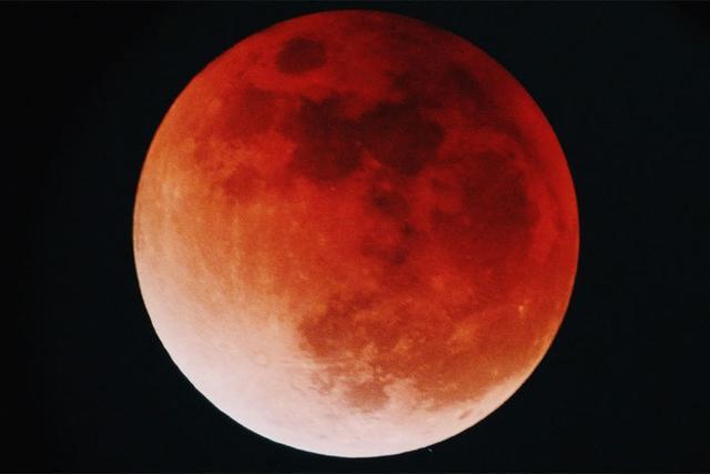 En algunos lugares, la Luna se pondrá antes de que termine el eclipse