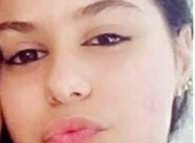 La menor tiene 16 años y su familia no la ve desde el pasado 9 de octubre (Foto SOS Desaparecidos)