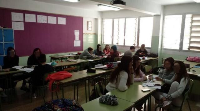 Ciudadanos quiere reprobar a la ministra de Educación por no tomar cartas en el 'adoctrinamiento' (Archivo)