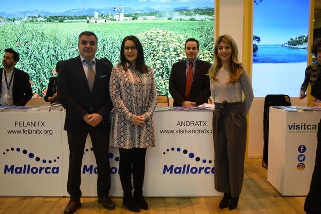 El teniente de alcalde, Jaume Porsell, y la regidora Encarna Rodríguez (Foto: Tomeu Massanet)