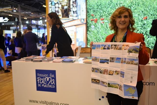 La regidora de Turismo de ses Salines, Antònia Garcías (Foto: Tomeu Massanet)