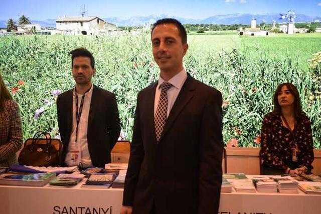 El alcalde de Santanyí, Llorenç Galmés (Foto: Tomeu Massanet)