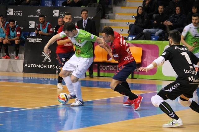 La derrota supone un duro revés para los mallorquines (Foto: Palma Futsal)