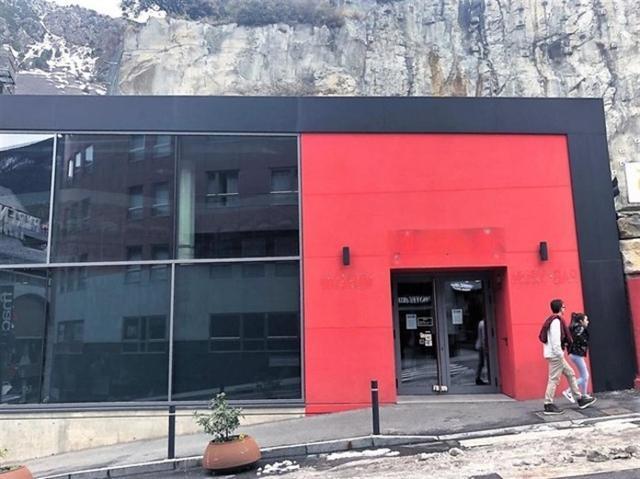 Entrada del museo (Foto: Europa Press)