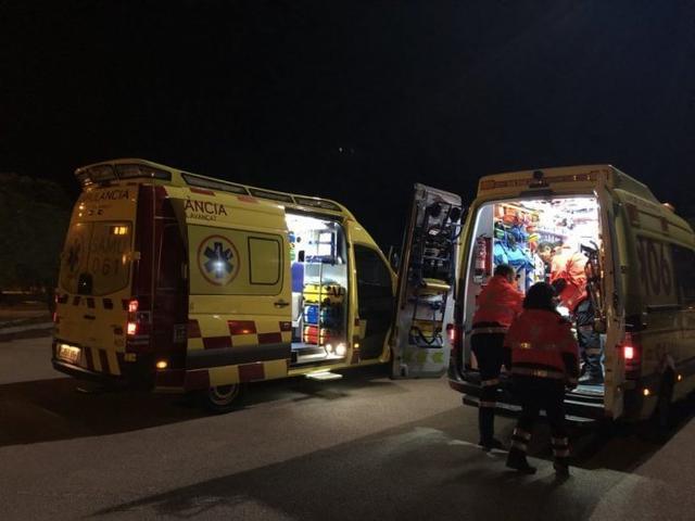 En el turno de noche funcionan tan solo dos ambulancias (Foto: Archivo)