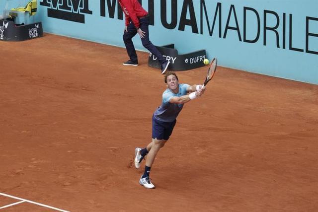 El tenista de Santanyí en una imagen de archivo