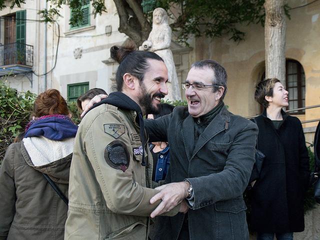 Picornell e Yllanes (Foto: Podemos)
