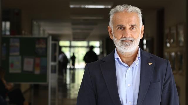 Juan Ignacio Codina Segovia (Foto: Antoni Costa - UIB)
