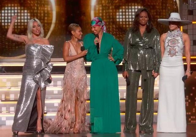 La Gala arrancó con cinco mujeres muy influyentes sobre el escenario