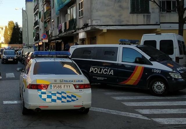 Cuatro personas han sido detenidas (Foto: CNP)