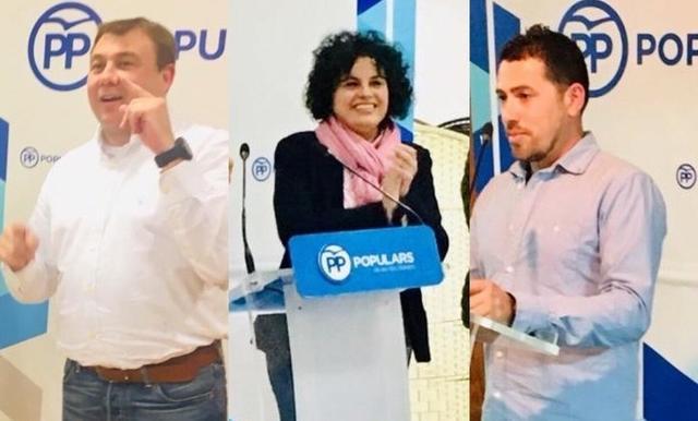 Xesca Ramis, Toni Aguiló y Mateu Català