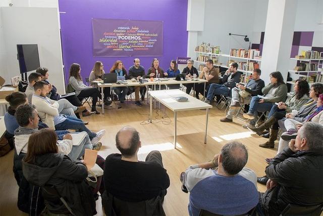 Imagen del Consejo Ciudadano Autonómico de la formación celebrado este sábado (Foto: Podemos Illes Balears)