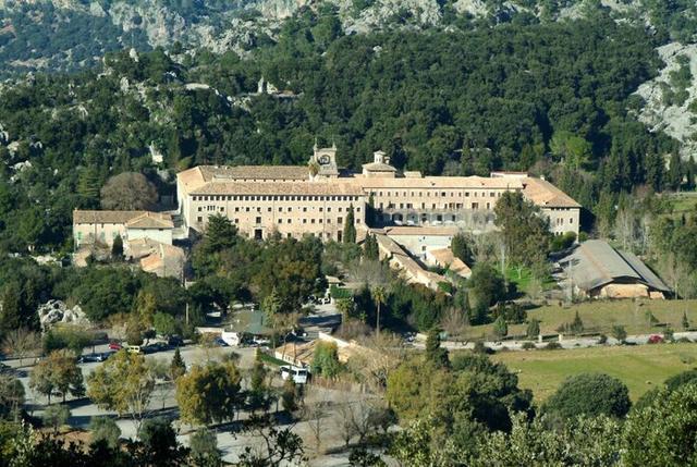 Imagen de archivo del Santuario