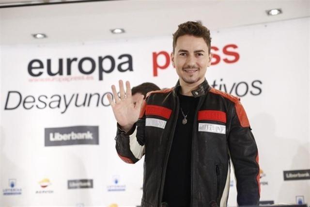 El mallorquín compartirá esta temporada equipo con el catalán Marc Márquez