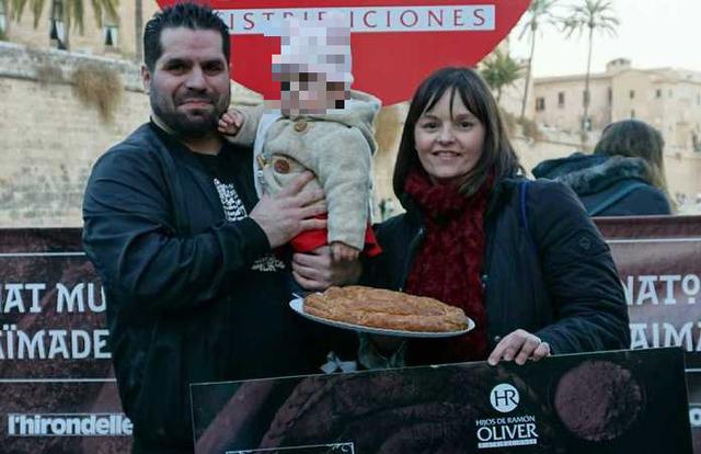 Forn Can Rafel, ganador del III Concurso Mundial de Ensaimadas (Foto: Hijos de Ramón Oliver)