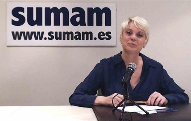 La líder de la formación y candidata a la alcaldía de Palma, Aina Aguiló