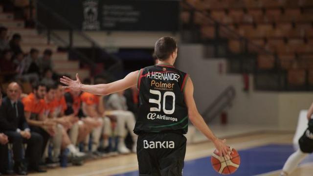 Álex Hernández intentará repetir la gran actuación que protagonizó en Vitoria