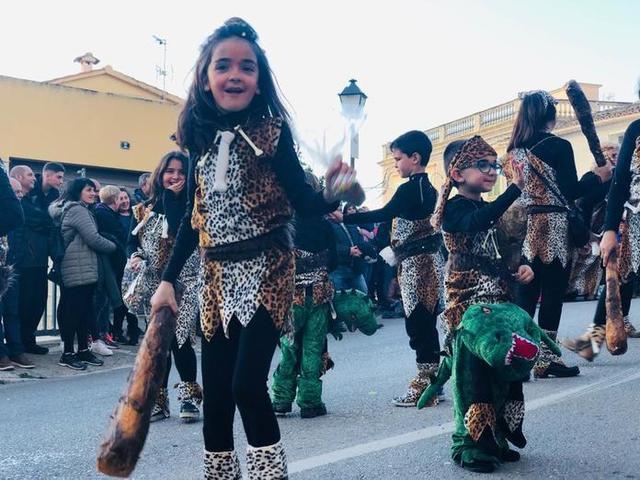 Los más pequeños han disfrutado de una jornada inolvidable (Foto: Ayto Calvià)