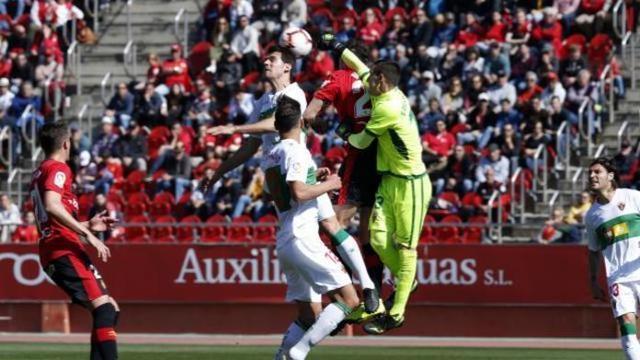El Mallorca sigue sin remontar un partido en el presente curso