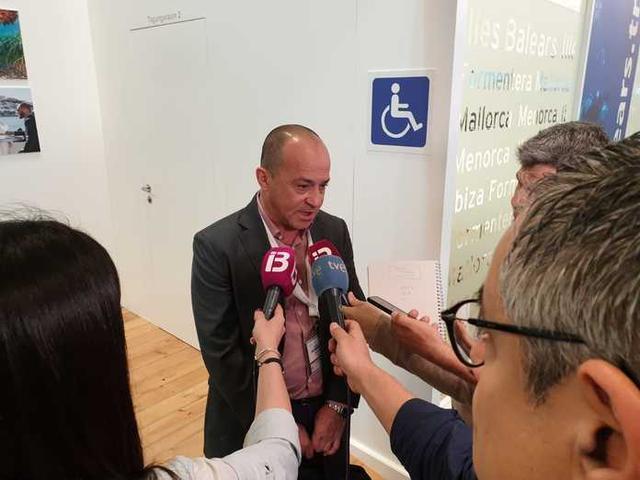 Manuel Morales de FTI (Foto: Marga Coll)