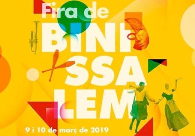 Cartel de la Fira de Binissalem (Ayto Binissalem)