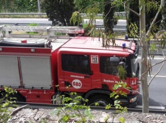 El accidente ha provocado retenciones (Archivo)