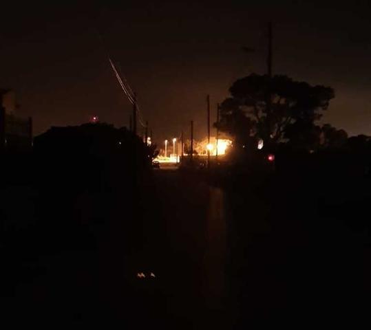 Los vecinos de Cala Pí han estado ocho días sin alumbrado público