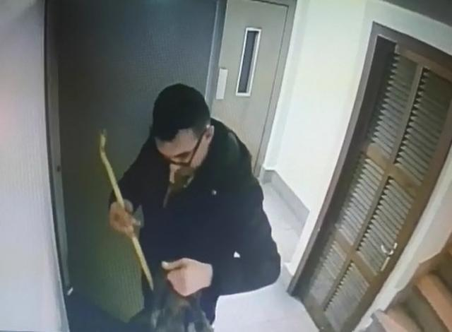 El presunto autor realizó hasta ocho robos en trasteros (Foto: CNP)