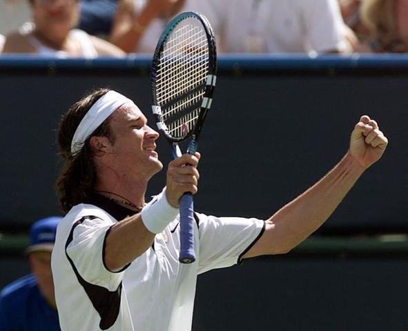 Moyà se mantuvo en la cima del ranking de la ATP durante dos semanas