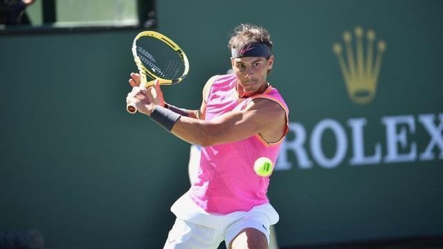 La maldita rodilla derecha del mallorquín ha frustrado el esperado duelo con Federer (Foto: ATP)